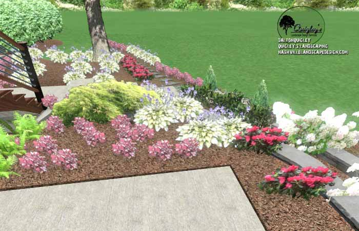 Landscaping a Slope20