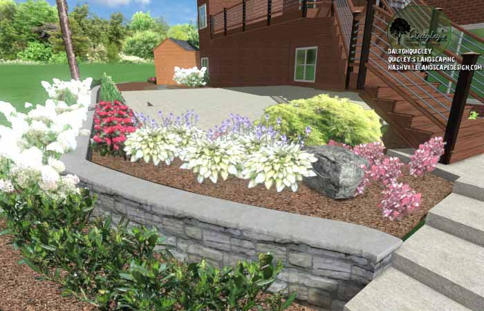 Landscaping a Slope21
