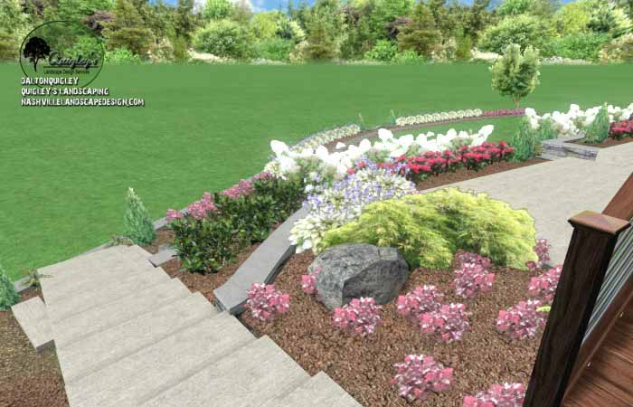 Landscaping a Slope22