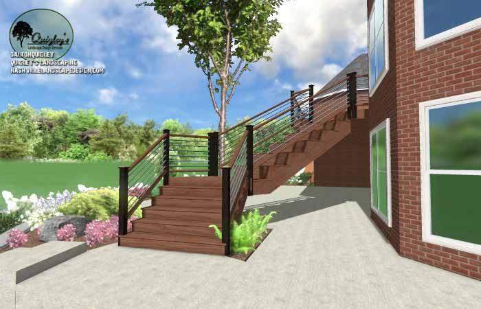 Landscaping a Slope23