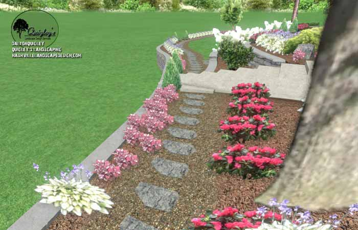 Landscaping a Slope25