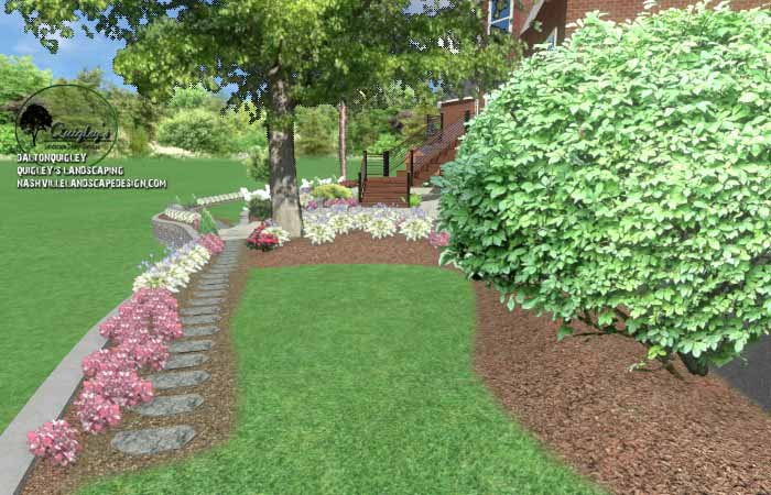Landscaping a Slope27