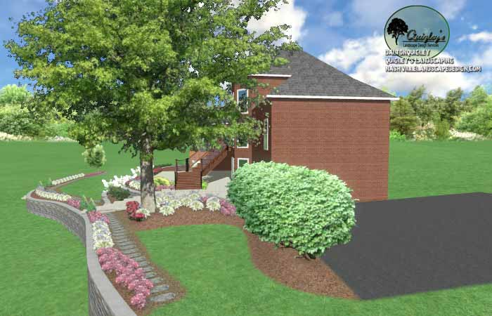 Landscaping a Slope28