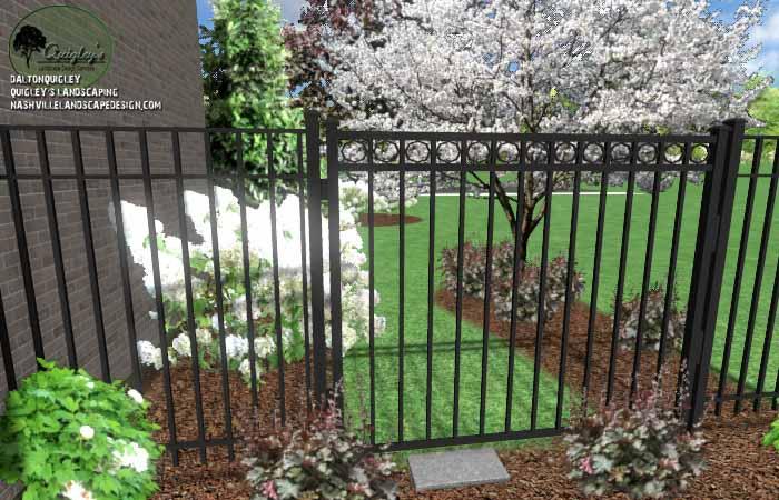 Spring Hill Privacy Gardening002