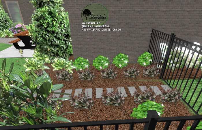 Spring Hill Privacy Gardening003