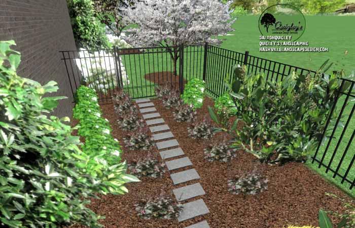 Spring Hill Privacy Gardening004