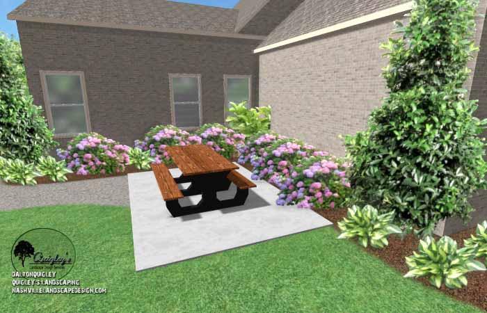 Spring Hill Privacy Gardening005