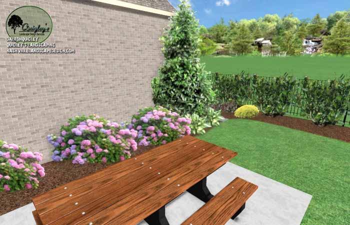 Spring Hill Privacy Gardening006
