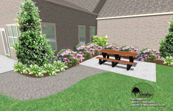 Spring Hill Privacy Gardening007