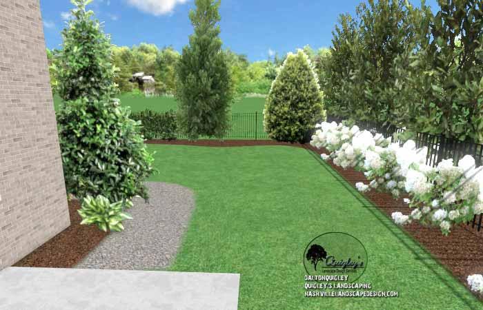 Spring Hill Privacy Gardening008