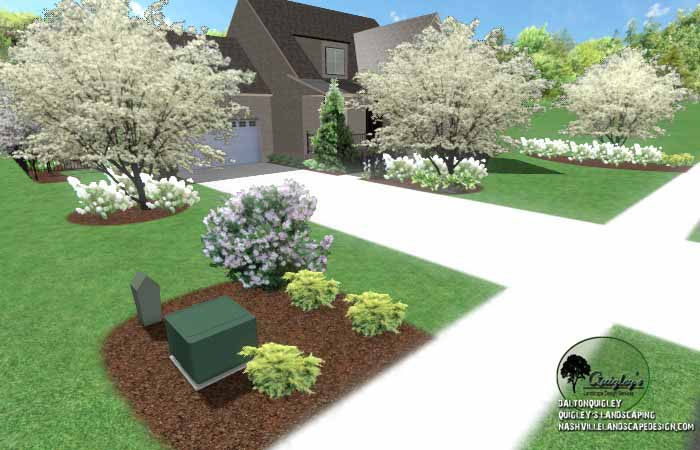 Spring Hill Privacy Gardening01