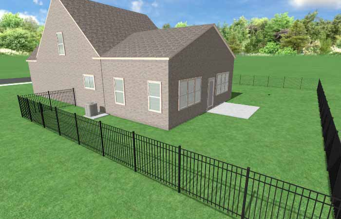 Spring Hill Privacy Gardening05