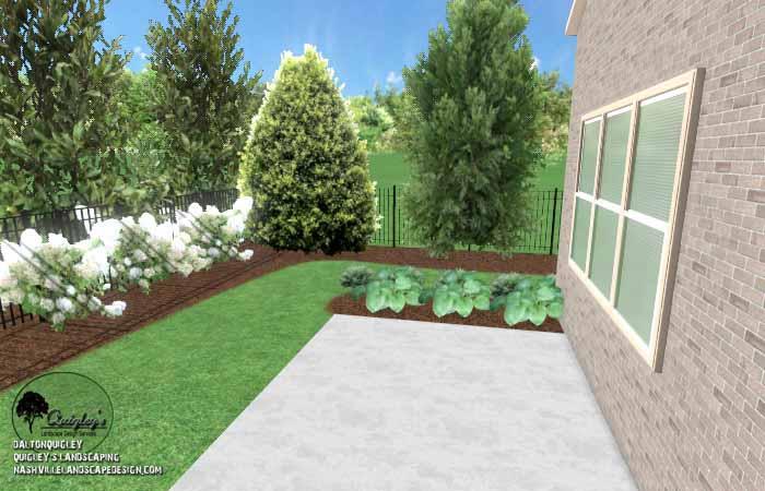 Spring Hill Privacy Gardening13
