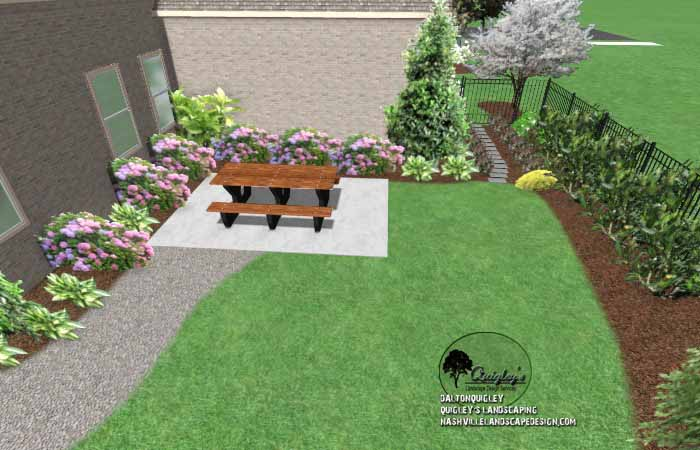 Spring Hill Privacy Gardening14