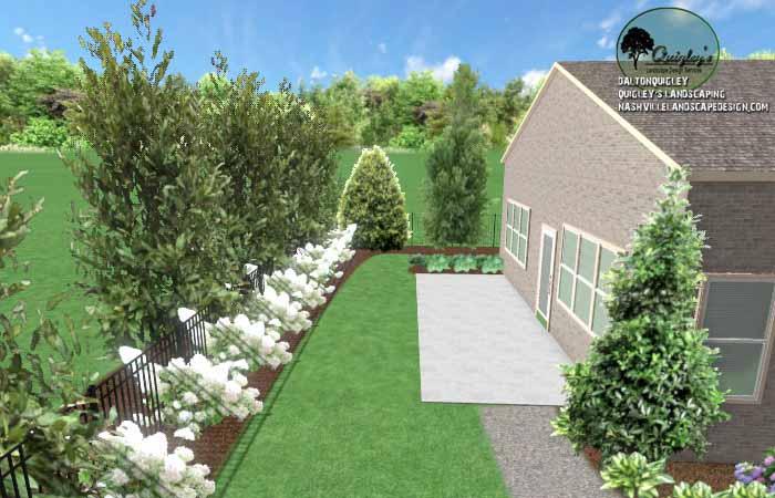 Spring Hill Privacy Gardening15