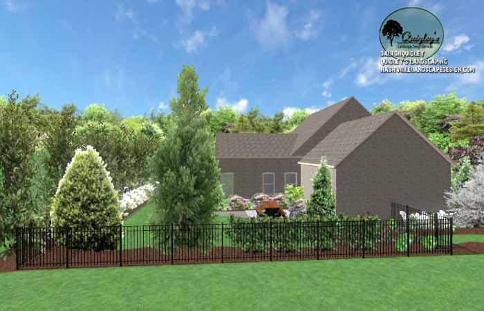 Spring Hill Privacy Gardening16