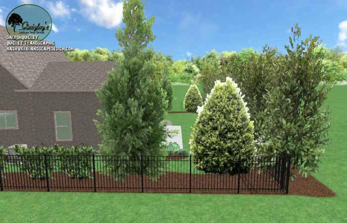 Spring Hill Privacy Gardening18