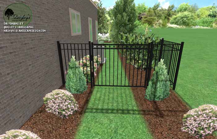 Spring Hill Privacy Gardening21