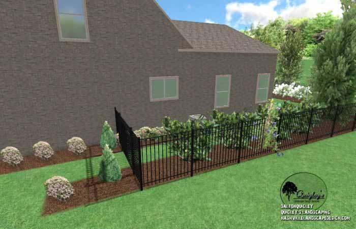 Spring Hill Privacy Gardening22