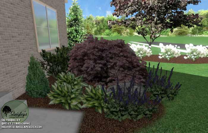 Spring Hill Privacy Gardening29