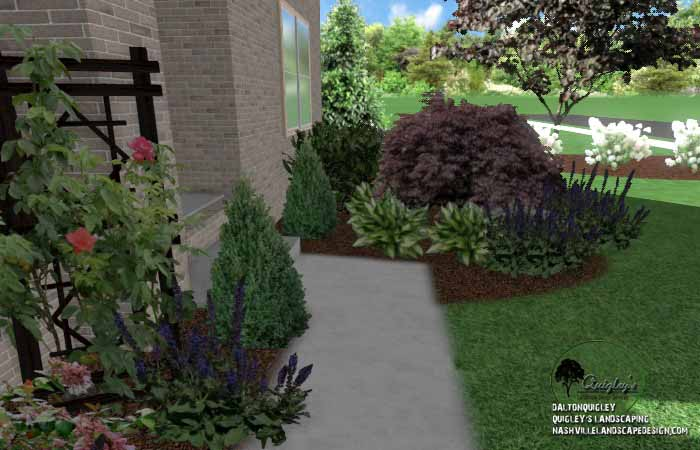 Spring Hill Privacy Gardening32