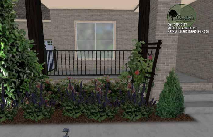 Spring Hill Privacy Gardening33