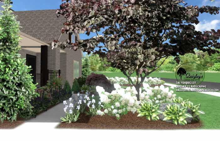 Spring Hill Privacy Gardening35