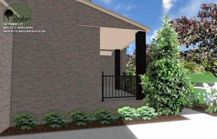 Spring Hill Privacy Gardening36