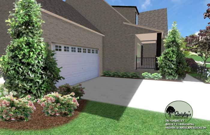 Spring Hill Privacy Gardening37