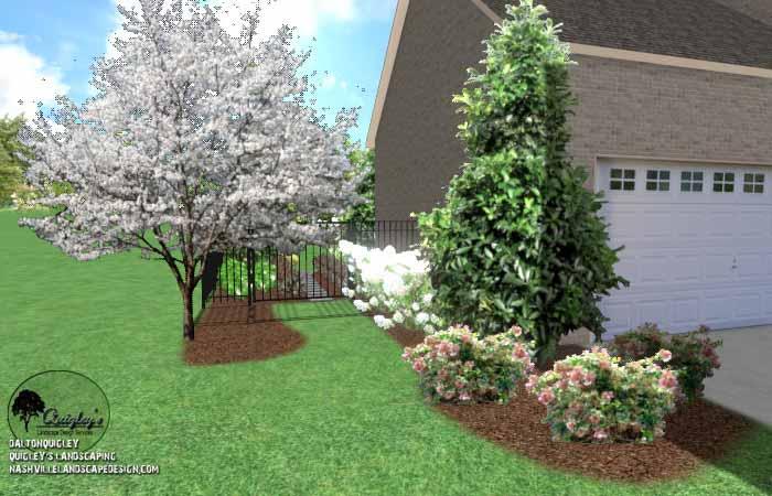 Spring Hill Privacy Gardening38