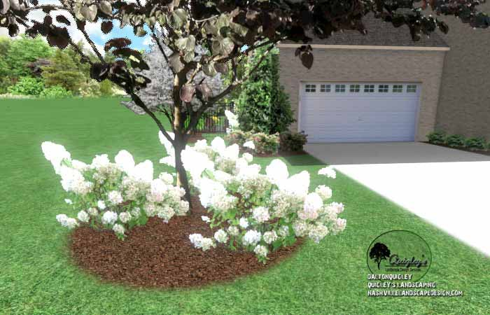 Spring Hill Privacy Gardening39