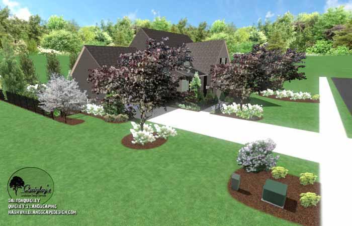 Spring Hill Privacy Gardening42