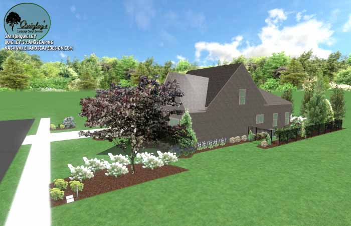 Spring Hill Privacy Gardening44