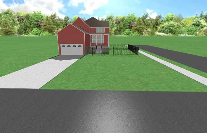 Louisiana Landscape design02