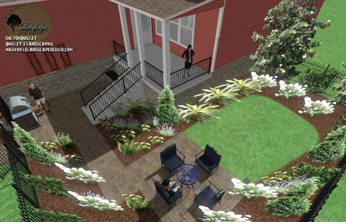 Louisiana Landscape design10