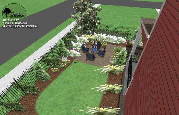 Louisiana Landscape design11