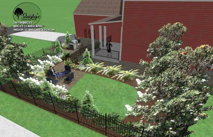 Louisiana Landscape design12