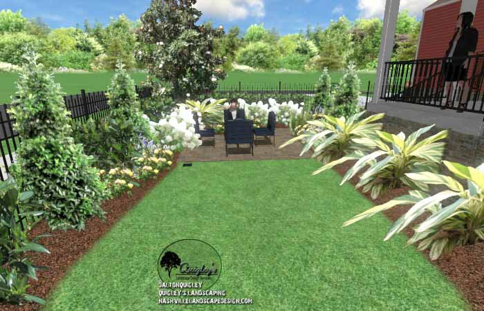 Louisiana Landscape design13