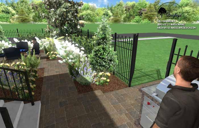 Louisiana Landscape design23