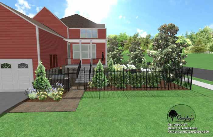 Louisiana Landscape design28