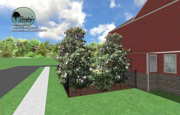 Louisiana Landscape design30