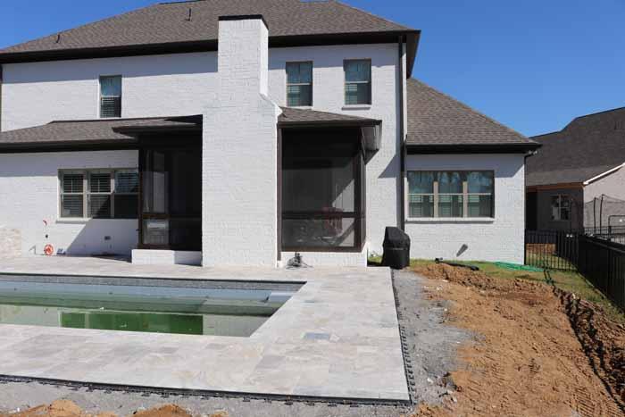 Pool Life backyard design004