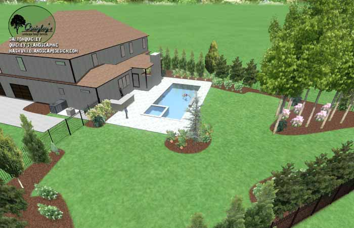 Pool Life backyard design010