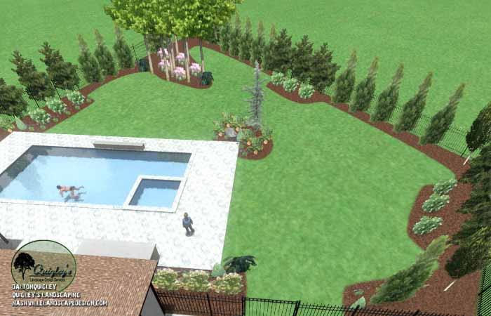 Pool Life backyard design011