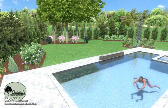 Pool Life backyard design014
