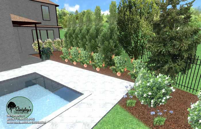 Pool Life backyard design016