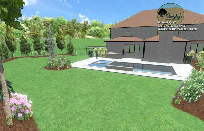 Pool Life backyard design017