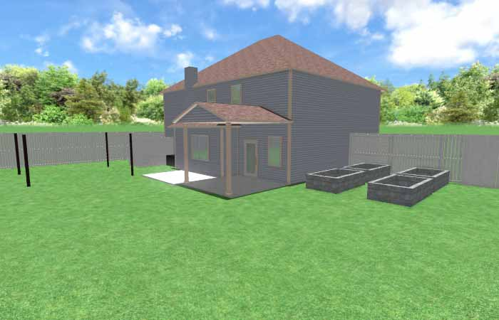 Tennessee Hangout Yard001